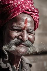 Zoltan Papdi 2015-1996 (Papdi Zoltan Silvester) Tags: inde rajasthan homme portrait pushkar man india old vieil vieux