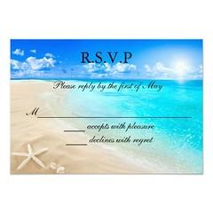 (Starfish Beach Wedding RSVP Card Invitation) #Beach, #BeachWedding, #CoastalOcean, #DestinationWedding, #Heart, #InviationResponse, #Invited, #Love, #ModernSeaWaterFoamBlue, #Response, #Rsvp, #Sand, #Shells, #Shore, #Starfish, #SummerWedding, #Tropical, (CustomWeddingInvitations) Tags: starfish beach wedding rsvp card invitation beachwedding coastalocean destinationwedding heart inviationresponse invited love modernseawaterfoamblue response sand shells shore summerwedding tropical turquoisewhitebeigebrownphoto weddingresponse weddingrsvp weddings is available custom unique invitations store httpcustomweddinginvitationsringscakegownsanniversaryreceptionflowersgiftdressesshoesclothingaccessoriesinvitationsbinauralbeatsbrainwaveentrainmentcomstarfishbeachweddingrsvpcardinvitation weddinginvitation weddinginvitations