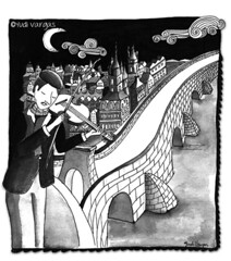 Ilustracin Blanco y negro (Yudi Vargas Ilustraciones) Tags: ilustrador buscoilustrador ilustraciones quieroilustrar diseolibros ilustracinlibro edicinlibros publicarmilibro ilustrar dibujo illustrator poster diseoeditorialillustrator seekingillustrator illustrations iwanttoillustrate bookdesign bookillustration editingbooks publishmybook illustrate drawing editorialdesign