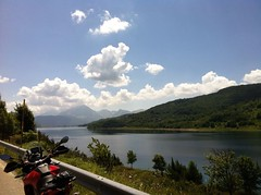 Lago di Campotosto (alessiodl) Tags: abruzzo gransasso campotosto caponord1200