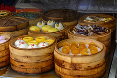 Sweets (stevefge (away for a few days)) Tags: shanghai suzhou watertown sweets shop food reflectyourworld