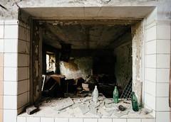 Pripyat Police Station