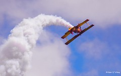 Clouds and Curves (   (Thank you, my friends, Adam!) Tags: airshow airplane stunt nikon dslr macro closeup fine art photography photographer excellent gallery telephoto      lens    adamzhang