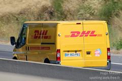 DHL   Ford Transit (spottingweb) Tags: spotting spotted spotter spottingweb vhicule vehicle france van fourgon camion camionnette fourgonnette livraison livreur colis courrier carton commande expdition utilitaire transport transporteur dhl ford transit