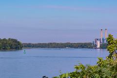 267/366 - Delaware River (Ravi_Shah) Tags: trenton nj delawareriver sony a6000 river potd cy365