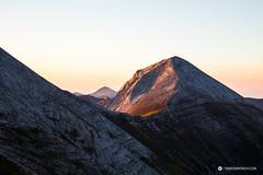 Peak Vihren at sunrise (Simeon Donov) Tags:         bansko bulgaria pirin nature natioanalpark sunrise dawn   vihren landscape landmark