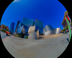 Walt Disney Concert Hall, Dorothy Chandler Pavilion, Metro Local, Downtown Los Angeles, HDR, 15 March 2016 (SDSk8r) Tags: losangelescountycities losangelescounty americanstates californiacounties losangeles downtownlosangeles areasinlosangeles losangelescountymetropolitantransportationauthority california metrolocal dtla waltdisneyconcerthall buildingsindowntownlosangeles performingartsvenues hdr countries transitagencies unitedstates dorothychandlerpavilion typeofimage mtabuslines us