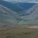 Gers nas encostas das montanhas