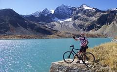 Lago di Serru (will_cyclist) Tags: alps cycling italy nivolet piemonte