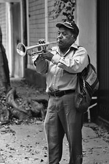 Portrait 403 a1a (L Urquiza) Tags: portrait retrato trumpet trompeta mexico street city ciudad musician