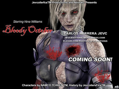 Zombie Nina Williams Wallpaper Promotional (CarlosHerreraJevc) Tags: wordpress flickr fanartsjevc jevcupeditions photoshop 2016 08october videojuegos halloween2016 tekken fandom fanfics hd altadefinicin ninawilliams highdefinition bloodyoctober neotakuclub zombies blood montaje wallpapers socialmedia namco starring ireland