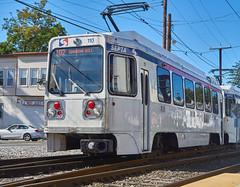 102 Trolley to Sharon Hill (jayayess1190) Tags: septa philadelphia pennsylvania city urban masstransit publictransportation train railroad trolley lightrail kawasaki