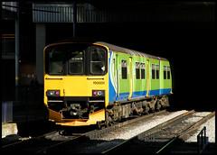 150001 (R~P~M) Tags: uk greatbritain england train birmingham diesel unitedkingdom railway 150 westmidlands sprinter dmu snowhill multipleunit londonmidland