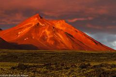 Mountain at sunset (alainmacias) Tags: chile sunset montaa montain sanpedrodeatacama abtao ef24105f4lusm reservanacionallosflamencos antofagastaregion canoneos7d tallerfotografico