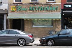 2 Toms Restaurant (joseph a) Tags: newyorkcity newyork brooklyn restaurant storefront gowanus
