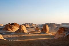 Aqabat - White Desert (dominiquesainthilaire) Tags: landscape desert egypt whitedesert westerndesert aqabat nikond80