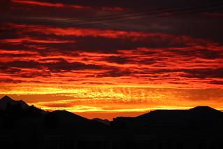 Tempe Arizona sunset