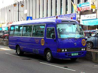 xe buýt Brunei