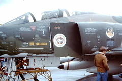 McDonnell Douglas F-4C Phantom II--Bicentennial (Sentinel28a1) Tags: phantom usaf f4 bicentennial usairforce mcdonnelldouglas lukeafb phantomii f4c malmstromafb 57thtftw fredhaeffner