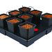 AW408V2 - 8 Pot square XXL - 18L © Nutriculture