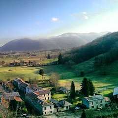France (louisemccall53) Tags: winter sun mountain holiday france green nature december flickrandroidapp:filter=none
