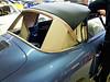 Porsche 356 vor A Reutter Convertible Verdeck 1954 Montage hbb