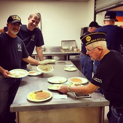 American Legion Post #319 Veterans Breakfast