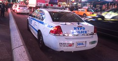 NYPD (viktrav) Tags: nyc newyorkcity police nypd timessquare cruiser