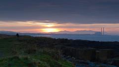 Sunset (gavmroberts1984) Tags: sunset scotland east lothian longniddry bents