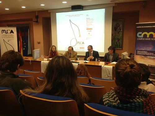 Inauguración Congreso Internacional de Música y Cultura Audiovisual 2