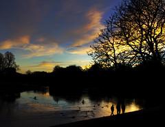 Sefton Park (Bosca Fotograf) Tags: park sky lake art nature water liverpool canon landscape photography peace relaxing dslr merseyside sefton 600d beautfiul