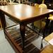 Cherry 4ft ornate table