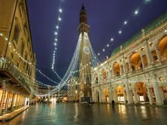 Piazza dei signori, Vicenza (Augusto Mia Battaglia photography) Tags: basilica olympus hdr vicenza piazzadeisignori ep5