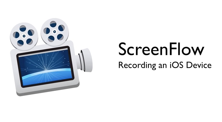 ScreenFlow now works with iOS 8