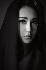 miya (Kage Xu) Tags: girl beauty yoga model pray