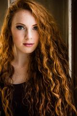 Stephanie Valent 2-4 (Jonathan Frings) Tags: fashion model redhead freckles
