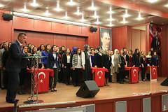 Çayırova'da Öğretmenler Günü Kutlamaları