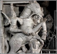 4712 - Thiruporur  Kandasamy Temple series 04 (chandrasekaran a 30 lakhs views Thanks to all) Tags: india heritage buildings chennai murugan gopurams dwajastambam canon60d thiruporur kandasamytemple templesarchitecturesscuptures saivaism tamronaf18270mmpzd