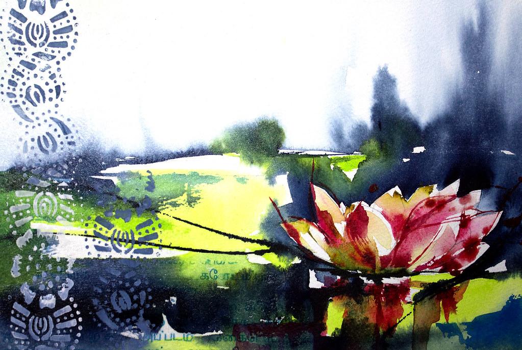 18 top peinture aquarelle - photo #26