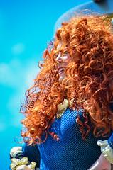Festival of Fantasy - Merida (EverythingDisney) Tags: princess disney parade disneyworld merida brave wdw waltdisneyworld magickingdom fof princessmerida festivaloffantasy