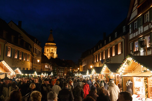 Marché de Noël à Gengenbach