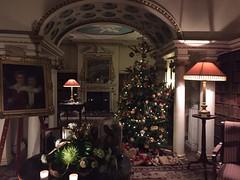 Candle-Light Shugborough Hall (radioink) Tags: christmas winter festive hall arts craft fair gift candlelight candlelit shugborough 2014 mansionhouse