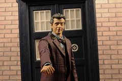 Introducing Peter Capaldi as the Doctor (GhostLord) Tags: photography doctor doctorwho actionfigures 12th twelfth