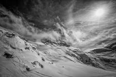 iWinter mountains landscape