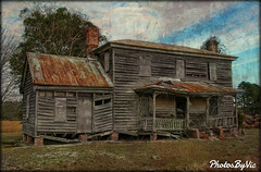 Fixer Upper (Photos By Vic) Tags: old house abandoned home nc ruins country northcarolina