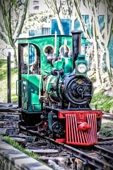 Tren en HDR (Carlos Ramirez Alva) Tags: peru lima parquedelaamistad canon70200mmf28usm canon5dmarkiii