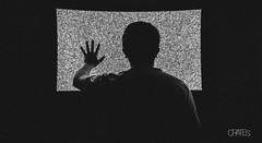 (PetterZenrod) Tags: shadow dark tv nightmare sombras pesadilla antihero antihéroe
