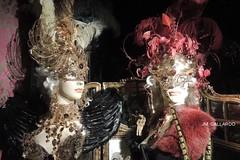 Vestidos carnavalescos - Venezia (Polycarpio) Tags: italy europa europe italia poly gallardo polycarpio europephotos jmgallardo juanmanuelgallardo fotosdeuropa