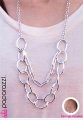5th Avenue Silver Necklace K3 P2230A-5
