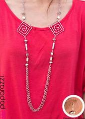 5th Avenue Silver Necklace K2 P2220-2 (2)